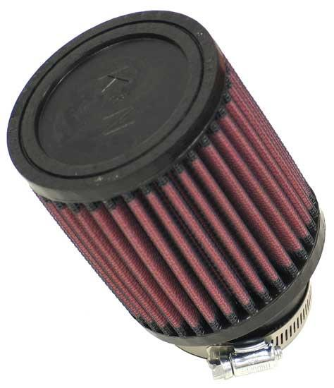 Universal Rubber Filter by K&N (RU-1700) - Modern Automotive Performance