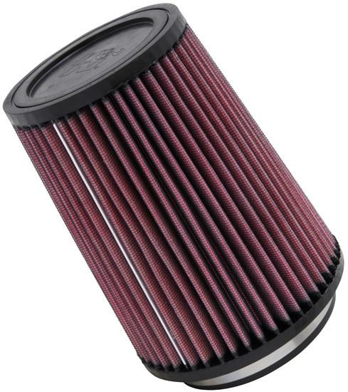 Universal Rubber Filter by K&N (RU-2590) - Modern Automotive Performance