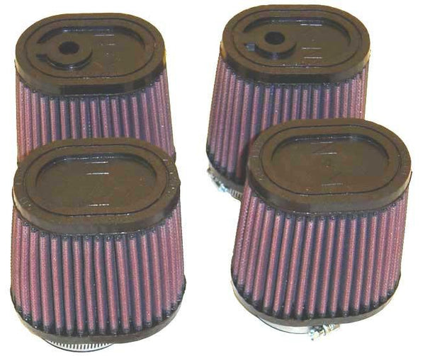 Universal Rubber Filter by K&N (RU-2989) - Modern Automotive Performance