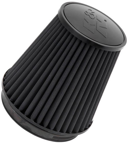 Universal Rubber Filter by K&N (RU-3101HBK) - Modern Automotive Performance