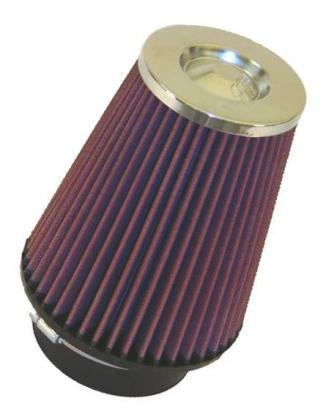 K&N High Flow Universal Filter RU-3480 - Modern Automotive Performance