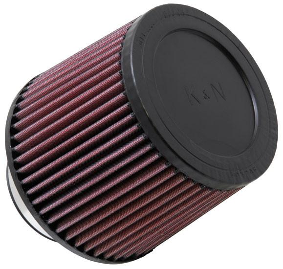 Universal Rubber Filter by K&N (RU-3570) - Modern Automotive Performance