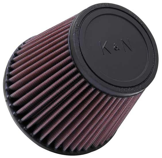 Universal Rubber Filter by K&N (RU-3580) - Modern Automotive Performance