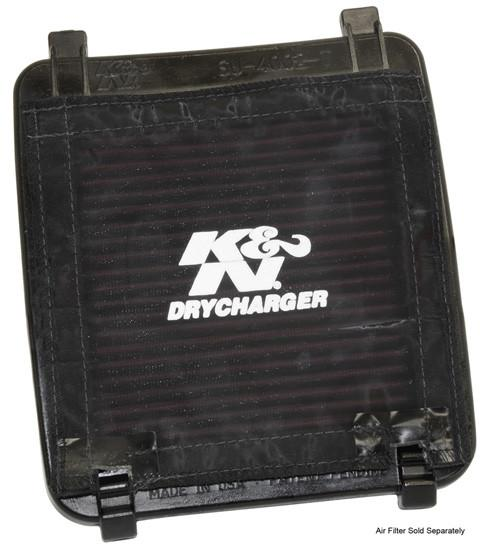Air Filter Wrap by K&N (SU-4002-TDK) - Modern Automotive Performance