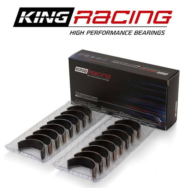 Oversized .50mm Racing Rod Bearings Set for Subaru EJ20/EJ22/EJ25 by King Engine Bearings - Modern Automotive Performance