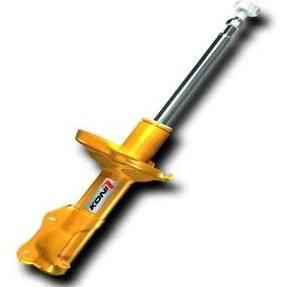 Koni Sport (Yellow) Shock - Front | 2008-2011 Subaru Impreza WRX (8610 1453Sport) - Modern Automotive Performance