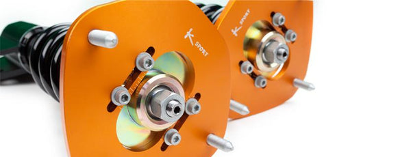 1989-1991 Civic/CRX  Version RR Damper System by Ksport - Modern Automotive Performance  - 4