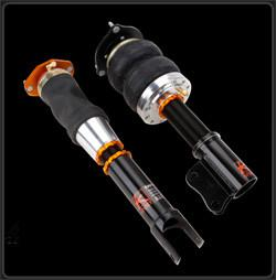 1989-1994 LS400 Airtech Air Struts Only Air Suspension by Ksport - Modern Automotive Performance