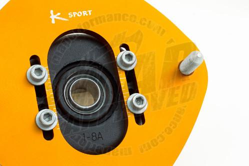 2002-2007 Lancer (incl Ralliart) Kontrol Pro Damper System by Ksport - Modern Automotive Performance  - 2