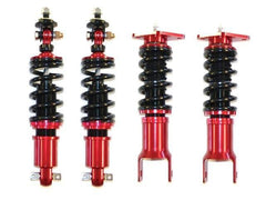 LG GT2 Adjustable Coilovers | 1997-2013 Chevrolet Corvette C5/C6 (SKU-2176)