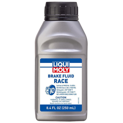 LIQUI MOLY 250mL Brake Fluid RACE (20156)