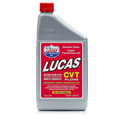 Lucas Oil Synthetic CVT Transmission Fluid - 1 Quart (10111)