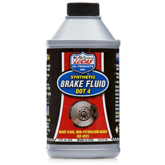 Lucas Oil Synthetic Brake Fluid DOT 4 - 12 fl oz (10827)