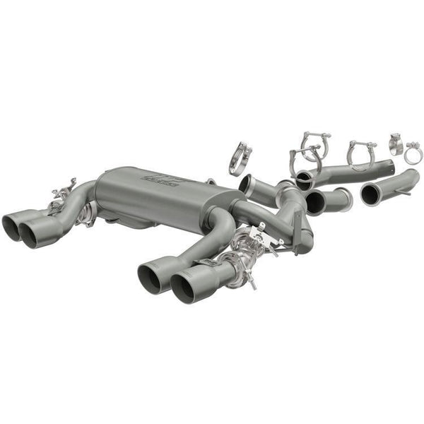 MagnaFlow Touring Series Exhaust | 15-18 BMW M3 / 15-19 M4 (19175)