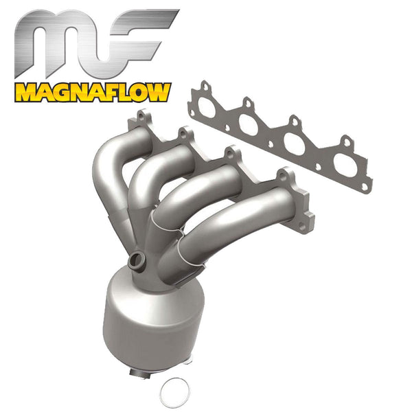 Catalytic Converter Direct Fit 96-99 Honda Civic-Del Sol 1.6L by MagnaFlow - Modern Automotive Performance