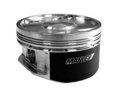 Manley Platinum Series Lightweight Standard Stroke 2.0L 86mm Pistons | 2008+ Mitsubishi Lancer Evolution (61400)