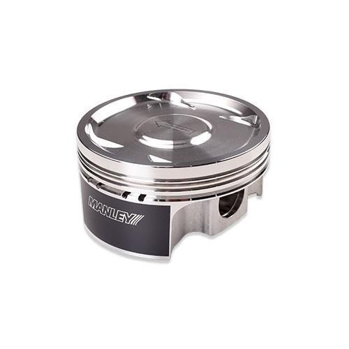 Manley 10.0 Comp Ratio / -6cc / +.5mm Oversize Turbo Tuff 94mm Stroker Pistons | Toyota 2JZGTE Engine (629305CE-6)