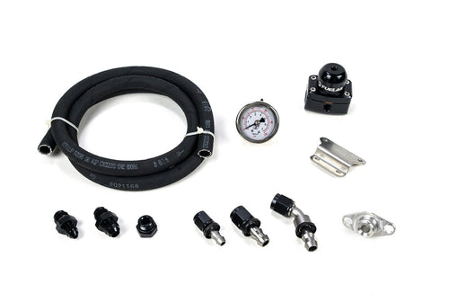 MAP AFPR Install Kit with MINI FueLab Regulator | 2003-2007 Mitsubishi Evo 8/9 (EVO-AFPR)