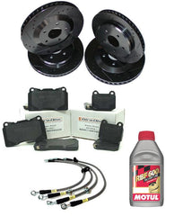 MAP Stage 2 Brake Package | 2002-2007 Mitsubishi Evo 8/9