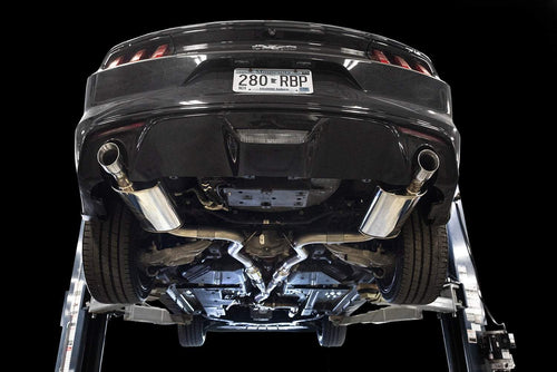MAP Turboback Exhaust | 2015+ Ford Mustang Ecoboost (EBM-TBE)