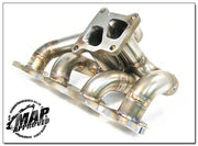 MAP Tubular Exhaust Manifold | 2003-2007 Mitsubishi Evo 8/9 (EVO-TEM) - Modern Automotive Performance  - 2