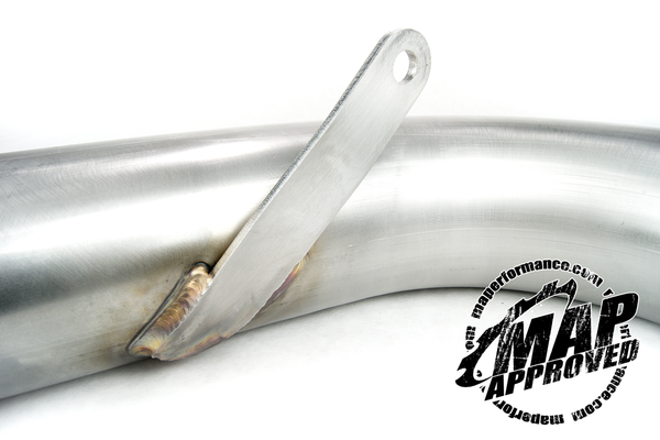 MAP Front Upper Intercooler Pipe (Mitsubishi Evo X) EVOX-FUICP - Modern Automotive Performance  - 2