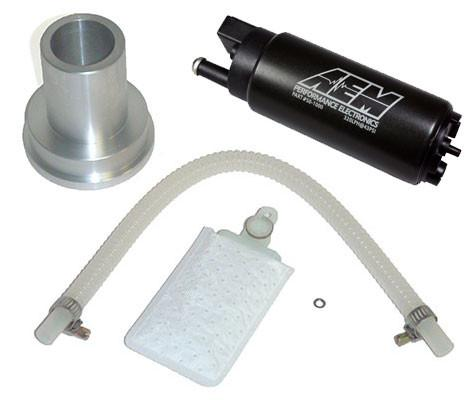 MAP Fuel Pump Install Kit w/ 320lph AEM pump | 08+ Mitsubishi Evo X / 09+ Lancer Ralliart