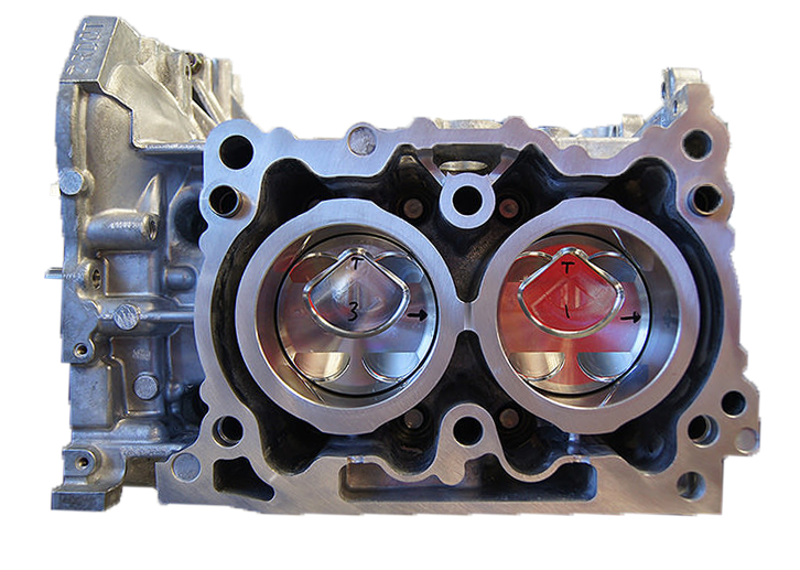MAP FA20 Built Shortblock Engine w/ MAP Supplied Core | 2012-2017 BRZ / FRS  /FT-86 (FA20-FT86MSS-S2)
