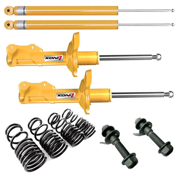 Basic Suspension Upgrade Package | 2013+ Subaru BRZ / Scion FR-S / Toyota 86