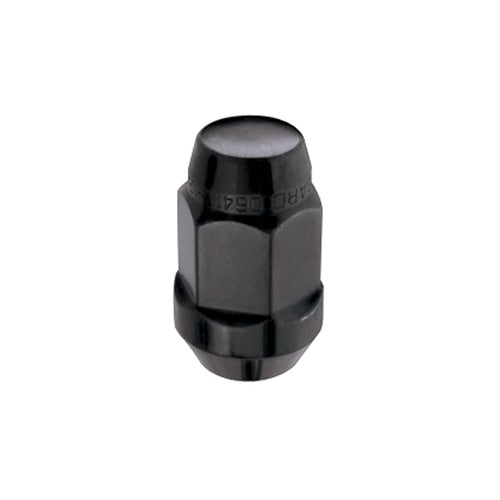 McGard Bulge Cone Seat Lug Nuts / Black / Bulk Box (69429)