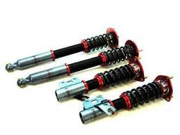 Megan Racing Street-Series Coilover Damper Kit (Subaru) - Modern Automotive Performance