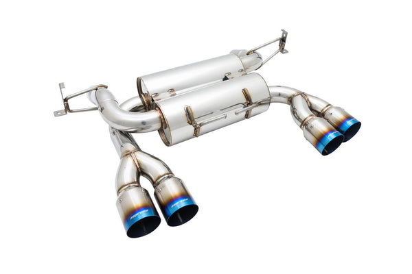 Megan Racing Axle-Back Exhaust | 2008-2013 BMW E92 M3 (MR-ABE-BE92M3)