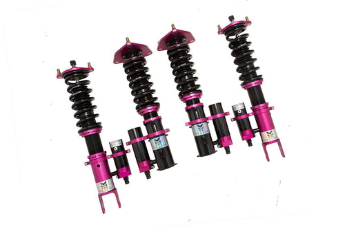 Megan Racing Spec-RS Series Coilovers | 2003-2006 Mitsubishi Evolution 8/9 (MR-CDK-MLE03-RS)