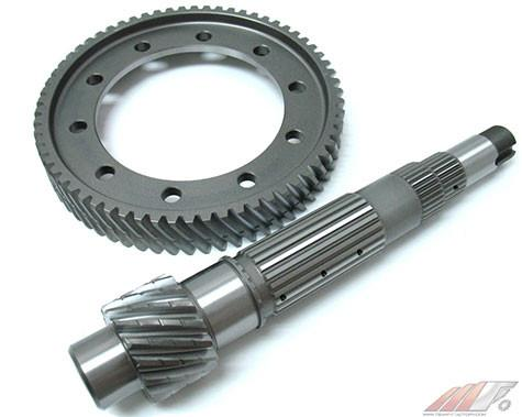 MFactory Road/Race Final Drive Gears (Mitsubishi Evo 4-9 6spd) - Modern Automotive Performance