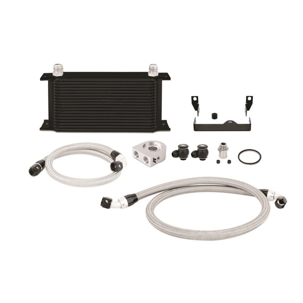 Mishimoto Oil Cooler Kit | Multiple Fitments (MMOC-WRX-06T)