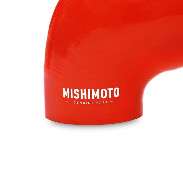 Mishimoto Silicone Induction Hose | Multiple Fitments (MMHOSE-CAM4-16IH)