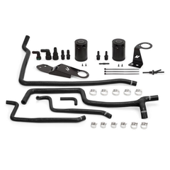 Mishimoto Complete Baffled Catch Can System | 2013+ Cadillac ATS 2.0T (MMBCC-ATS4-13S)