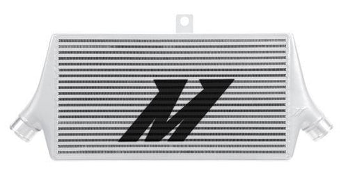 Mishimoto Race Intercooler for Evo 7 / 8 / 9 - Silver (MMINT-EVO-01X) - Modern Automotive Performance  - 1