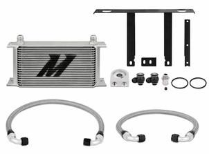 Mishimoto Oil Cooler Kit (Hyundai Genesis Coupe 2.0T) - Modern Automotive Performance  - 1