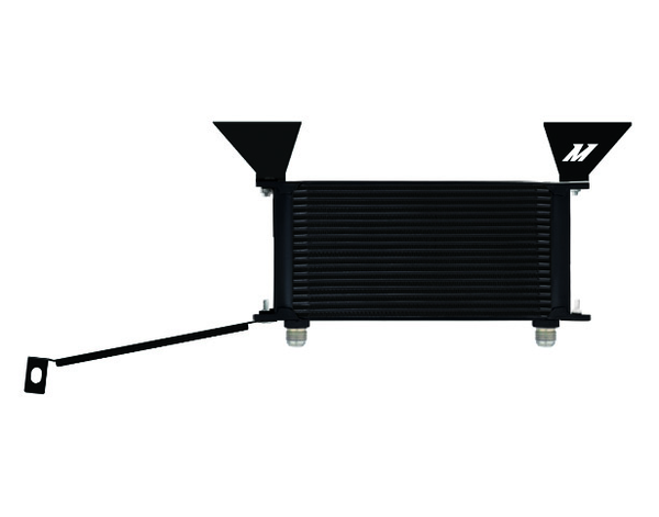 Mishimoto Thermostatic Oil Cooler Kit - Black |2015+ Ford Mustang Ecoboost (MMOC-MUS4-15TBK) - Modern Automotive Performance  - 4