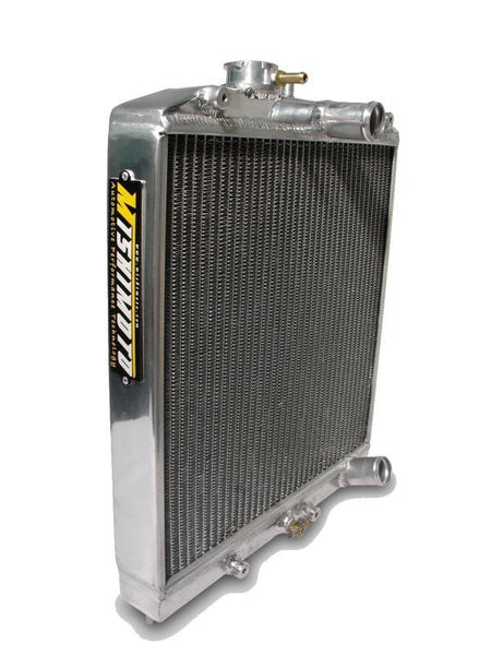 Mishimoto Aluminum Radiator (92-95 Civic, 93-97 Del Sol w/ K20, MT) MMRAD-K20-EG - Modern Automotive Performance