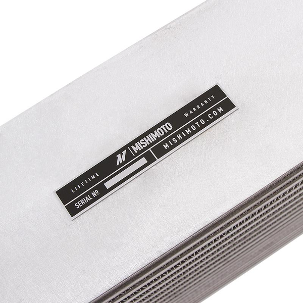 "Mishimoto Air-to-Air Intercooler Core - 28"" x 10.5"" x 3.5"" (MMUIC-01)"
