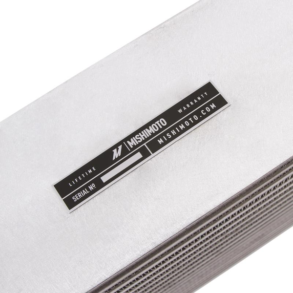"Mishimoto Air-to-Air Intercooler Core - 25"" x 11.8"" x 3.5"" (MMUIC-04)"
