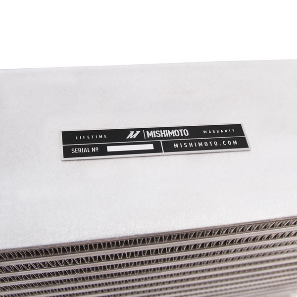"Mishimoto Air-to-Air Intercooler Core - 10.5"" x 10.4"" x 3.5"" (MMUIC-21)"