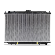 Mishimoto Replacement Radiator | Multiple Nissan/Infiniti Fitments (R1752-AT)