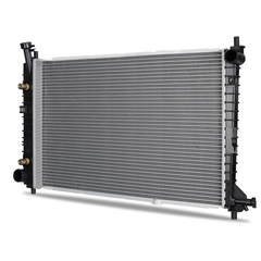 Mishimoto Replacement Radiator | Multiple Ford/Mercury Fitments (R2138-AT2)