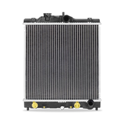 Mishimoto Replacement Radiator | 1999-2000 Honda Civic 1.6L (R2273-AT)
