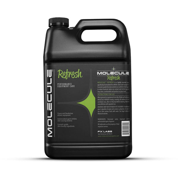 Molecule Sports REFRESH Odor Eliminator - 1 Gallon (MLRE011)