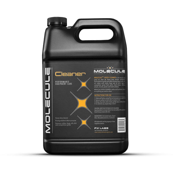 Molecule Sports Competition Vehicle Cleaner - 1 Gallon (MLVC011)