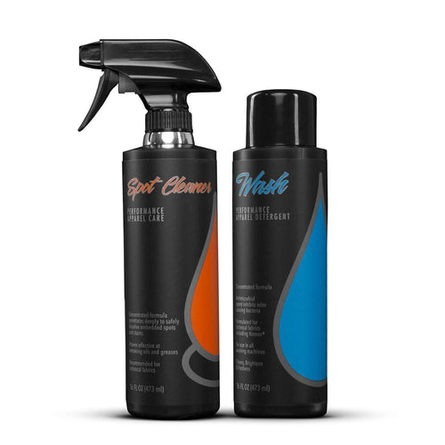 Molecule Sports WASH Kit - Detergent & Spot Cleaner - 16oz (MLWK162)